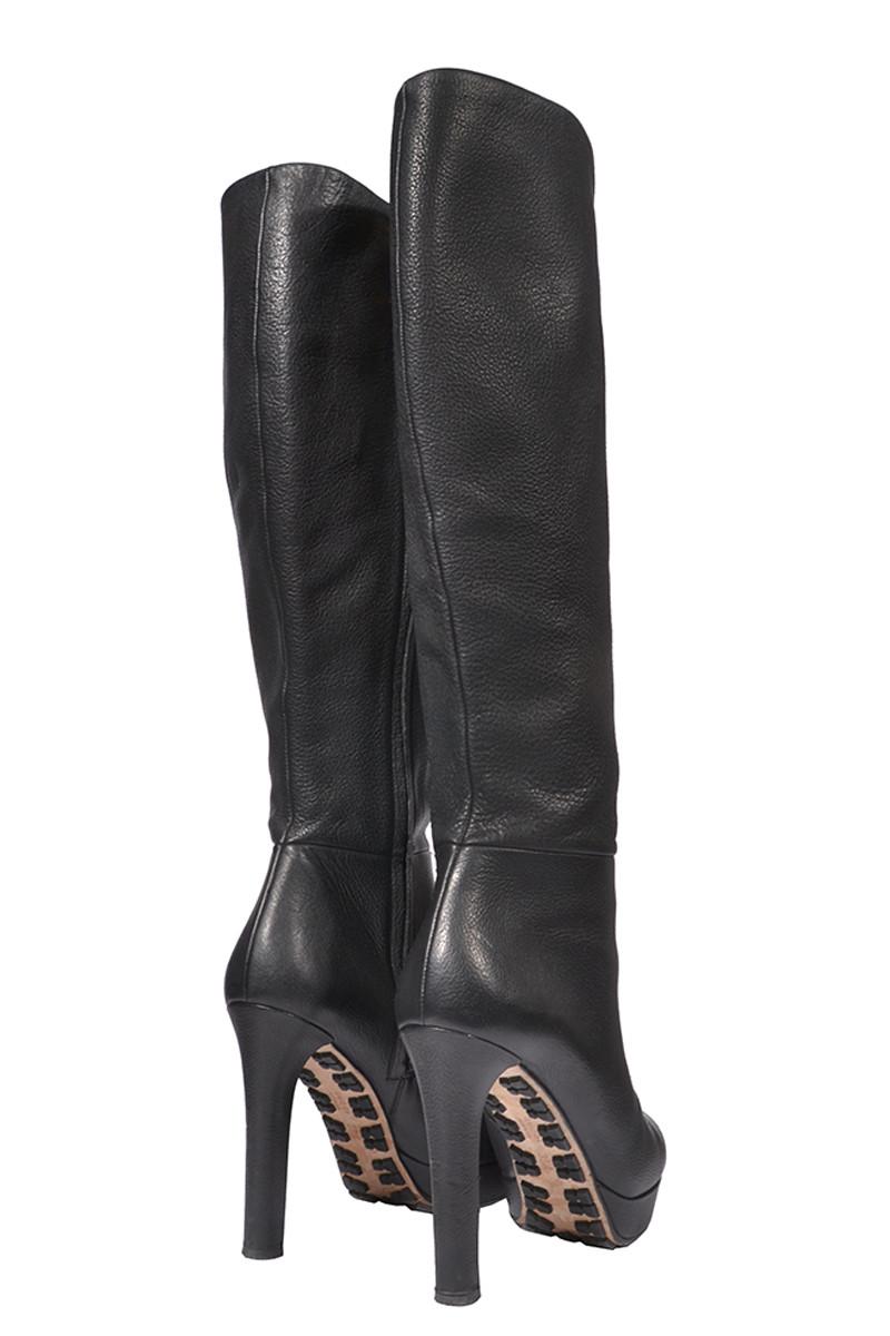 erstklassig Super Specials bestbewerteter Beamter Gucci   Plateau Stiefel mit Profilsohle, Gr. 38,5   Gucci ...