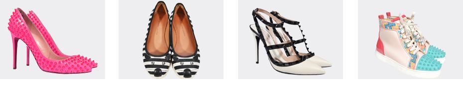 Shoes, schuhe, designerschuhe, Christian Louboutin, Valentino, Marc Jacobs
