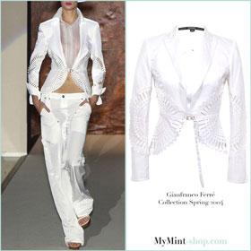 gianfranco ferry, designer, fashion designer, vintage clothes, online shop