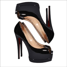 Christian Louboutin, Vintage, Secondhand, Shoes, Heels, Schuhe, rote Sohle, MyMint