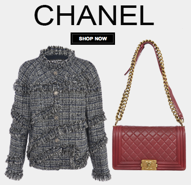 Chanel, vintage, clothes, bags, secondhand
