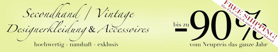 Second Hand Designer Kleidung und Accessoires. mymint-shop.com Ihr Online Shop für Secondhand Designer Clothes, Shoes, Bags and Accessoiress. Bis zu -90% das ganze Jahr!
